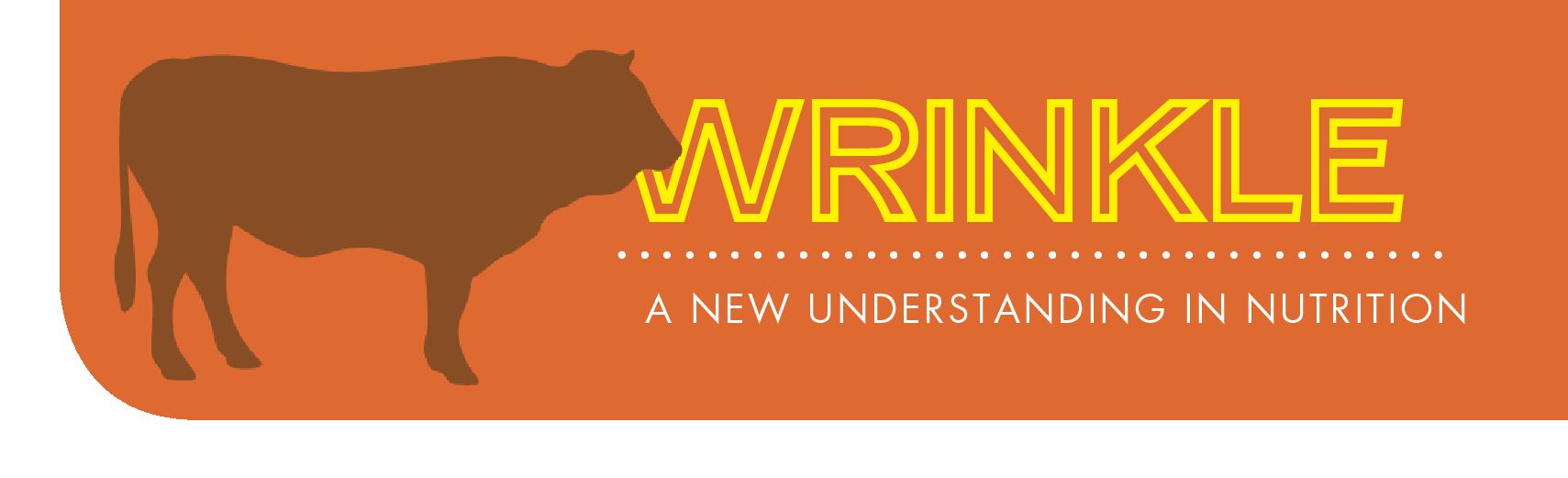 Wrinkle - A new understanding in nutrition